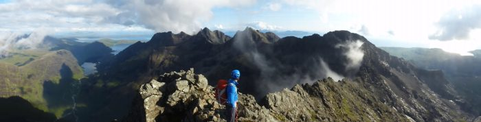Cuillin Ridge- the British Alps