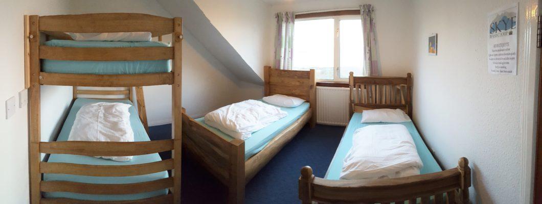 Comfy clean beds